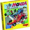 Monza est un jeu de plateau et de course pour les petits pilotes dès 5 ans.