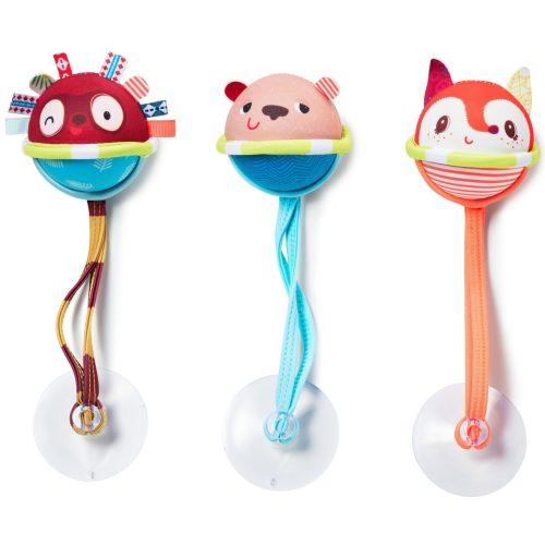 jouets et balles de bain