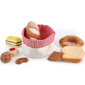 panier du boulanger pour jeu d'imitation