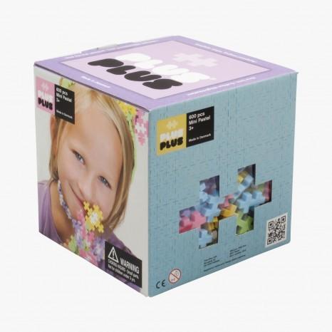 Plus Plus est un jeu de construction éducatif venu du Danemark, qui développe l'imagination et la créativité de vos enfants.