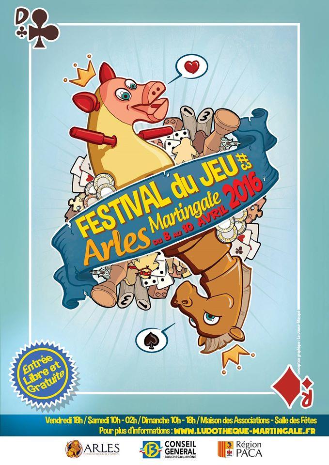 Festival du jeu Martingale