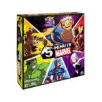 jeu de cartes coopératif dans l'univers Marvel