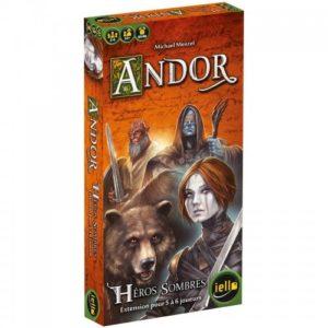 extension pour le jeu Andor