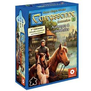 Carcassonne : Auberges et Cathédrale