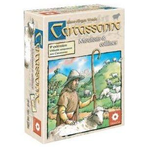 Carcassonne : Moutons et Collines