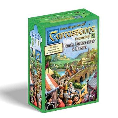 extension pour le jeu Carcassonne
