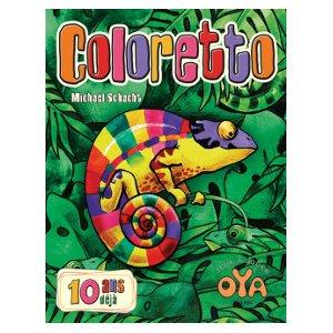 Coloretto est un jeu de cartes de collecte