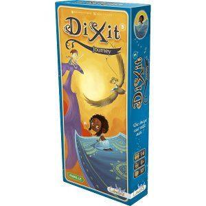 Extension pour Dixit et Dixit Odyssey avec des cartes signé Xavier Colette.