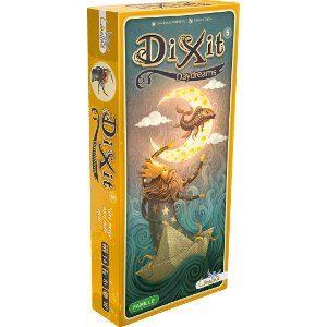4ème extension incluant 84 nouvelles cartes pour le célèbre jeu Dixit.