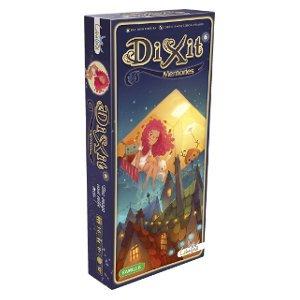 Dixit 6 Memories est un paquet de cartes supplémentaires qui vient compléter les cartes du jeu de base Dixit ou du jeu de base Dixit Odyssey.