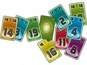 jeu de cartes de défausse
