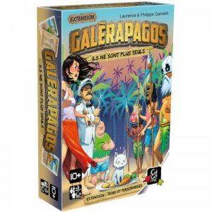 extension pour le jeu Galerapagos