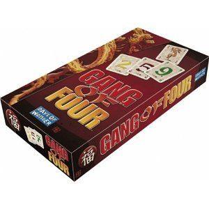 Gang Of Four : Le jeu de combinaison de cartes venu de Chine, pour les audacieux et les opportunistes.
