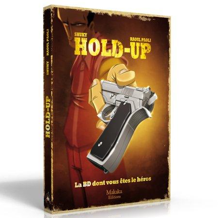 Hold-Up la BD dont vous êtes le Héros