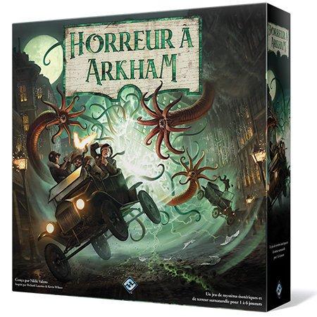 Horreur à Arkham (3ème Edition)