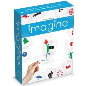 jeu d'ambiance et d'imagination