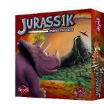 Jurassik est un jeu de cartes junior où les joueurs formes des dinosaures pour devenir le plus célèbres des paléontologues.