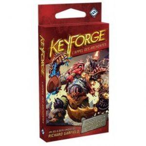paquet d'extension pour le jeu de cartes Keyforge
