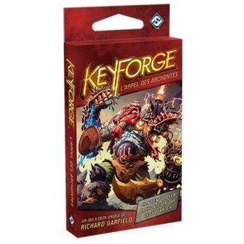 Keyforge : l'Appel des Archontes