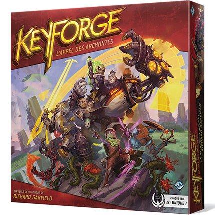 Keyforge : Boîte de Base