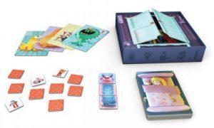 jeu de mémoire coopératif