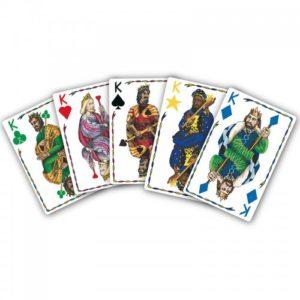 jeu de cartes inspiré du Rami
