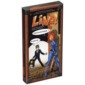 Linq est un jeu d'expression malin, amusant et idéal pour agrémenter vos apéros.