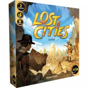 Lost Citiesest un classique des jeux à deux.