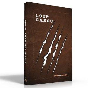 Loup Garou la BD dont vous êtes le Héros
