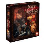 Mice and Mystics est jeu de plateau d'aventure coopératif.