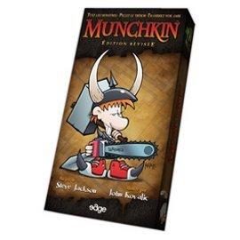 Munchkin est un jeu de cartes et d'affrontement.