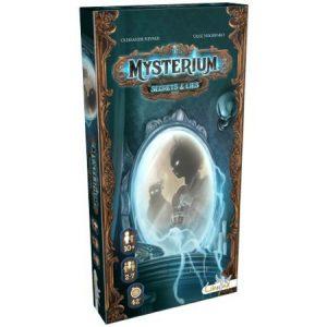 extension pour le jeu Mysterium
