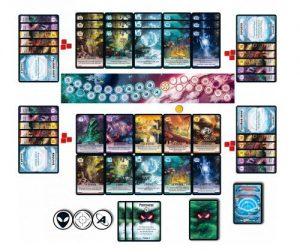 jeu de cartes et de stratégie