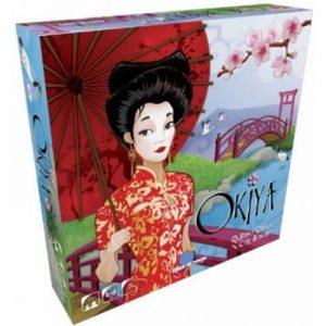 Okiya est un petit jeu de réflexion pour 2 joueurs.