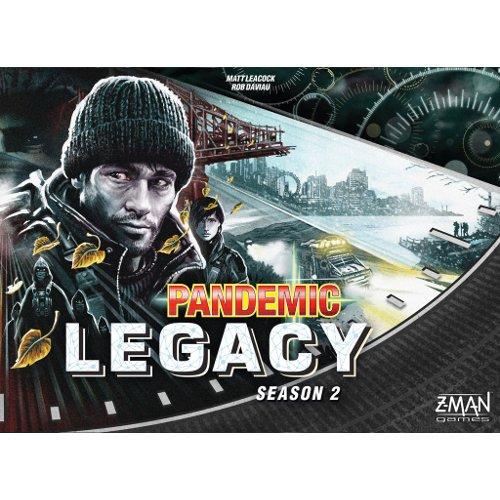 Pandemic Legacy : Saison 2