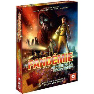 Au Seuil de la Catastrophe est une extension du jeu Pandémie.