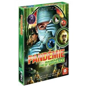 Etat d'Urgence est une extension du jeu de plateau Pandémie.