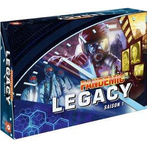 Pandemic Legacy : Saison 1