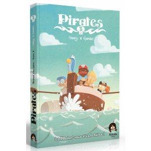 Pirates Livre 3 la BD dont vous êtes le Héros