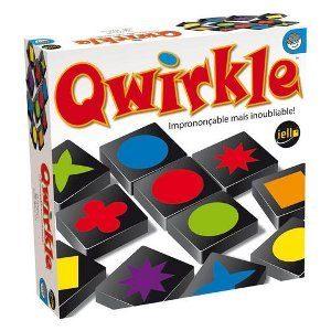 Qwirkle est un jeu d'alignement et de connexions