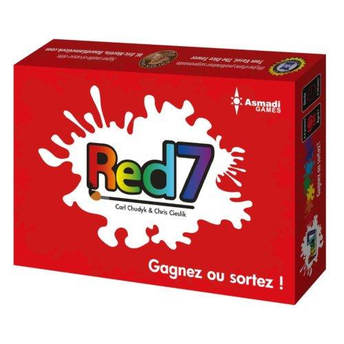 Les règles de Red7 sont simples : la plus haute carte gagne !