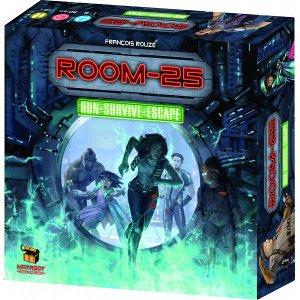 Room 25 Saison 1 2nde Édition