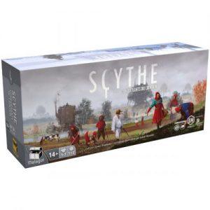 extension pour le jeu Scythe