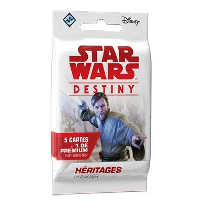 Star Wars Destiny : Booster Héritages