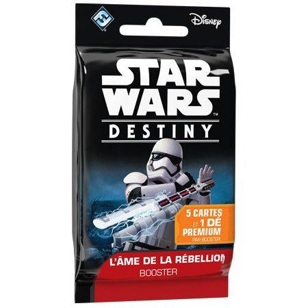 Star Wars Destiny : Booster l'Âme de la Rébellion