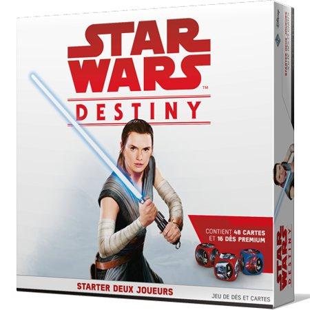 Star Wars Destiny : Starter Deux Joueurs