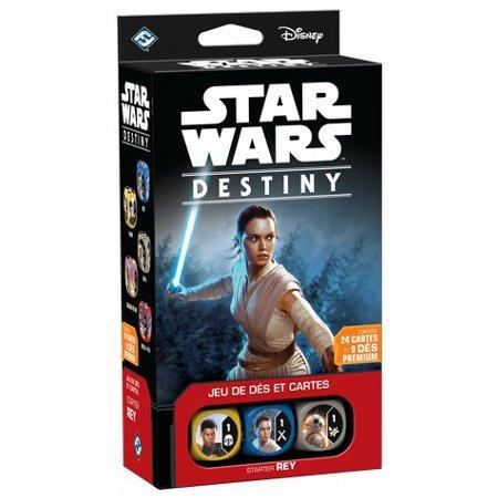 Star Wars Destiny : Rey