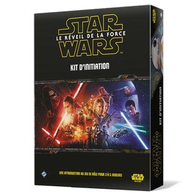 Kit d'initiation au jeu de rôle dans l'univers Star Wars