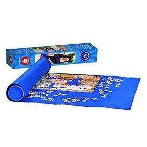 Tapis pour puzzle