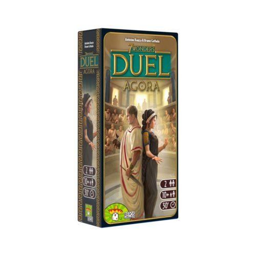 extension pour 7 Wonders duel